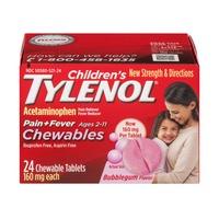 Chewable tylenol adults not happens))))