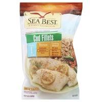 Seabest Cod Fillets