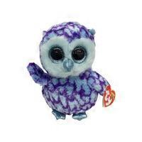 2e33bbd97b7 Ty Regular Blue   Purple Oscar the Owl. Ty Carl Prison Minion Beanie Babies  Plush Toy