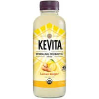 Kevita Lemon Ginger Sparkling Probiotic Drink