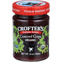 Crofter's Premium Spread Concord Grape Organic