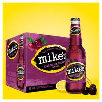 Mike's Hard Black Cherry Lemonade Malt Beverage