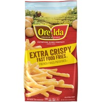 Ore Ida Extra Crispy Fast Food Fries