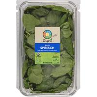 Full Circle Organic Baby Spinach