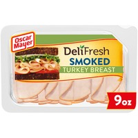 Oscar Mayer Deli Fresh Shaved Smoked Turkey Breast