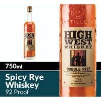High West Distillery Double Rye Whiskey