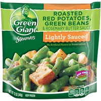Green Giant Steamers Roasted Red Potatoes, Green Beans & Rosemary Butter Sauce Vegetables