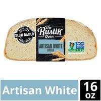 The Rustik Oven Artisan White Bread