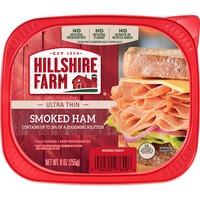 Hillshire Farm Ultra Thin Sliced Smoked Ham Deli Meat