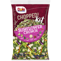Dole Chopped Kit, Sunflower Crunch