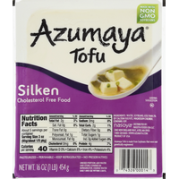 Azumaya Tofu, Silken