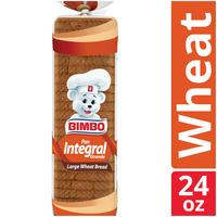 Bimbo Pan Integral Grande Large Wheat Bread
