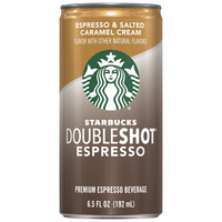 Starbucks Caramel Coffee Drink