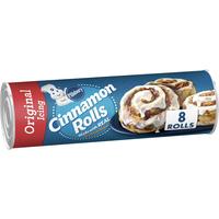 Pillsbury Cinnamon Rolls, Original Icing, 8 Count