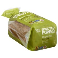 Silver Hills Bakery Bread, Wheat, Sprouted, Mack's Flax