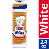 Bimbo Pan Blanco White Bread