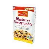 Peace Cereal Cereal Blueberry Pomegranate