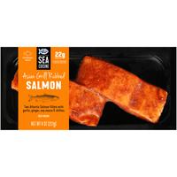 Sea Cuisine Asian Grill Rubbed Salmon