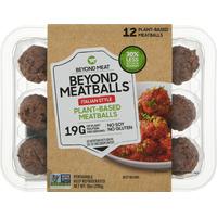 Beyond Meat Meatballs, Plant-Based, Italian Style