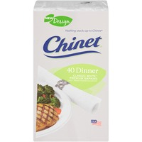 Chinet Classic White Premium Dinner Napkins  sc 1 st  Instacart & Chinet Square Dinner Plates Classic White 9.5 in - 65 CT from Big Y ...