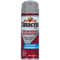 Tinactin Tolnaftate Liquid Spray Antifungal