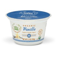 Whole Foods Market Organic Vanilla Greek Nonfat Yogurt
