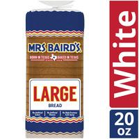Mrs. Baird's Large White Bread