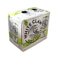 White Claw Beer, Hard Seltzer, Natural Lime