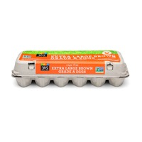 365 Cage Free Extra Large Brown Grade A Eggs