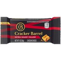 Kraft Extra Sharp Yellow Cheddar Cheese Snack