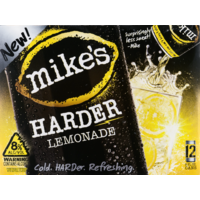 Mike's Hard Lemonade Harder Lemonade Lemonade Flavor