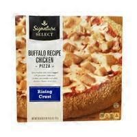 Signature Select Buffalo Chicken Rising Crust Pizza