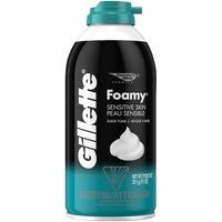 Gillette Foamy Sensitive Skin Shave Foam