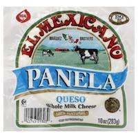 El Mexicano Cheese, Whole Milk, Panela