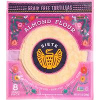 Siete Tortillas, Grain Free, Almond Flour