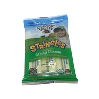 Organic Valley Stringles Organic String Cheese