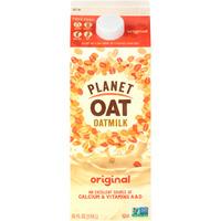Planet Oat Original Oatmilk.