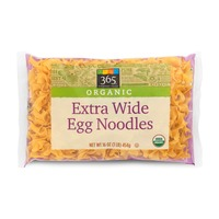 365 Organic Extra Wide Egg Noodles
