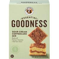 King Arthur Flour Essential Goodness Sour Cream Coffecake Mix