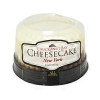 Chuckanut Bay Foods Cheesecake, New York