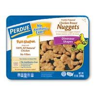 Perdue Dino Shape Breaded Chicken Nuggets