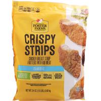Foster Farms Crispy Strips, Classic
