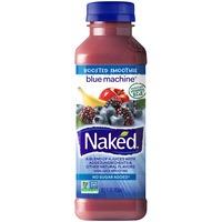Naked Juice Blue Machine 100% Juice Smoothie