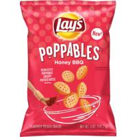 Lay's Potato Snacks, Honey BBQ Flavored