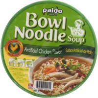 Hero Paldo Bowl Noodle Soup Chicken Flavor
