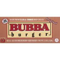 Bubba Burger Burgers, Original