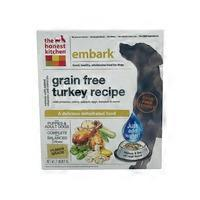 The Honest Kitchen Grain Free Turkey Recipe Food For Dogs