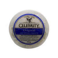 Celebrity Goat Crumbled Plain Goat Cheese