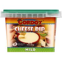 Gordo's Cheese Dip, Mild