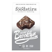 Foodstirs Salted Brownie Mix